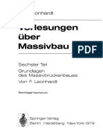 Dr.-Ing. Dr.-Ing. E.h. dr.techn. h.c. Fritz Leonhardt (auth.) - Vorlesungen über Massivbau_ Sechster Teil Grundlagen des Massivbrückenbaues-Springer-Verlag Berlin Heidelberg (1979).pdf