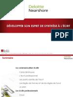DELOITTE NS_Développer son ésprit de synthèse à l'écrit.pdf