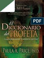 @ Paula Price Diccion. del Profeta
