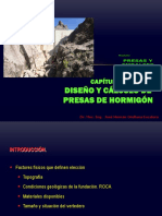 CAPÍTULO 4 - Diseño y Cálculo de Presas de Hormigón