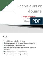 Les valeurs en douane.pptx