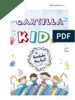 CARTILLA KIDS VARIEDADES PAU LOVE