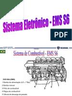 SISTEMA ELETRÔNICO EMS S6