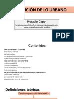 U1-5 Horacio Capel