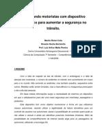 Artigo cientifico  - CAV