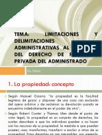 Derecho administrativo tema 15