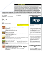 Modelo de alimentación saludable - Mejora la composición corporal