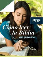 Cómo leer la Biblia_ - Martín Zavala.pdf