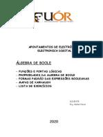 Capítulo2_ Álgebra de Boole_2020
