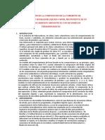 DETERMINACIÓN DE LA COMPOSICIÓN DE LA CORRIENTE DE ALIMENTACIÓN A UN SEPARADOR LÍQUIDO