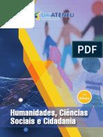 Humanidades, ciências sociais e cidadan - UNI 1