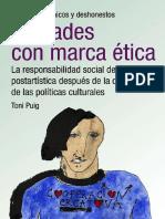 Toni Puig-Ciudades con marca cultura ética