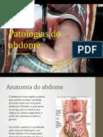 Patologias do abdome aula