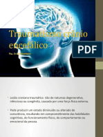 Traumatismo cranio encefalico aula