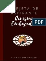Civismo Embajador