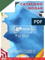 Catálogo Hogar