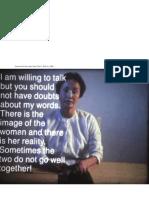 Minh Ha - EL AFAN TOTALITARIO DE SIGNIFICADO