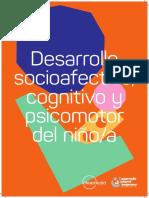 Desarrollo Socioafectivo Cognitivo y Psicomotor Del Niño