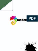 Logo + Poster (Paint colors)
