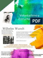 9. Voluntarismo-Estructuralismo