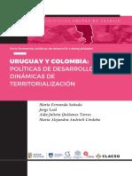 URUGUAY Y COLOMBIA