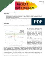 Practica determinacion de especies alcalinas - Q. analitica