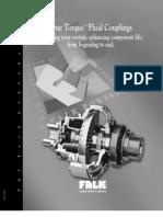 Falk True Torque Fluid Couplings