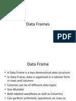 Data Frames-1