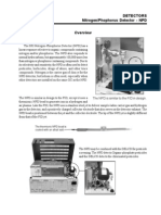Nitrogen Phosphorus Detector