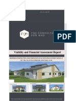 Viability and Financial Assessment Report