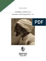 Razvan Limona-Naţionalităţi şi problemele lor în documentele de arhivă dobrogene(1879-1941)
