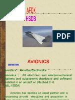 AFDX & HSDB(A3)