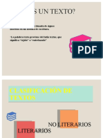 PPT - Textos No Literarios X