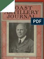 Coast Artillery Journal - Apr 1935