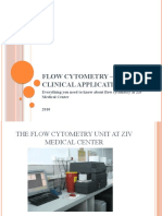 FLOW CYTOMETRY – CLINICAL APPLICATIONS-Ziv