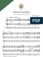 Gounod marcia-pontificia