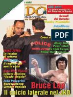 Rivista Arti Marziali Cintura Nera Budo International Settembre 2013