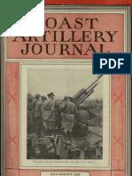 Coast Artillery Journal - Aug 1935