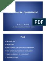 05.SYSTEME DU COMPLEMENT