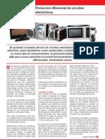 44_26-PROTECCION DIFERENCIAL DE CIRCUITOS ELECTRONICOS