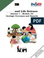 Grade 11 Earth & Life Science Week 7B SLM