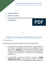 CHAPITRE 3 DEBIT DES EAUX PLUVIALES (2)