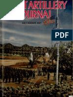 Coast Artillery Journal - Aug 1947
