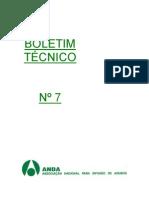 Aplicacao Mecanizada de Corretivos e Fertilizantes