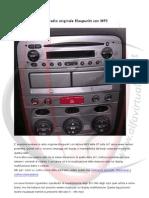 Alfa 147 - Autoradio originale Blaupunkt con MP3