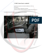 Alfa 147 - Come rilevare la presenza del VDC su vettura