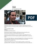 11-02-11 - Denuncian persecución política de la policía en la UPR
