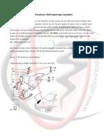 Alfa 147 - Sostituzione elettropompa lavavetri