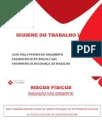 5ª Apresentação São Camilo - RADIAÇÃO NÃO IONIZANTE.pdf