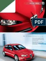 Alfa 147 - Monza_brochure